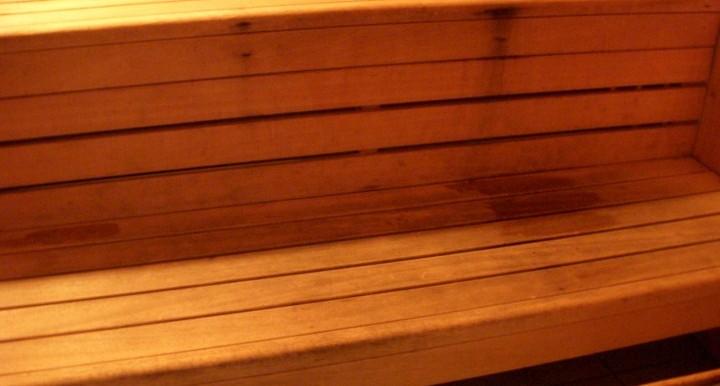 22 - Dry sauna