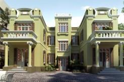 Stunning Garden Apartment in Eclectic Building