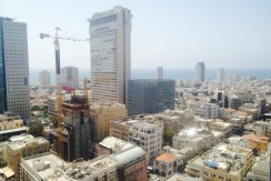 Architecturally Designed Apt in Exclusive Project in Heart of Tel Aviv