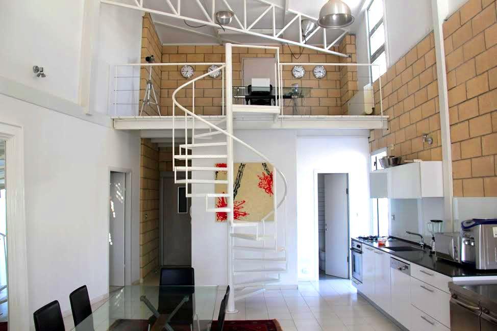 Uniquely Designed Loft Styled Penthouse Apt With Terrace