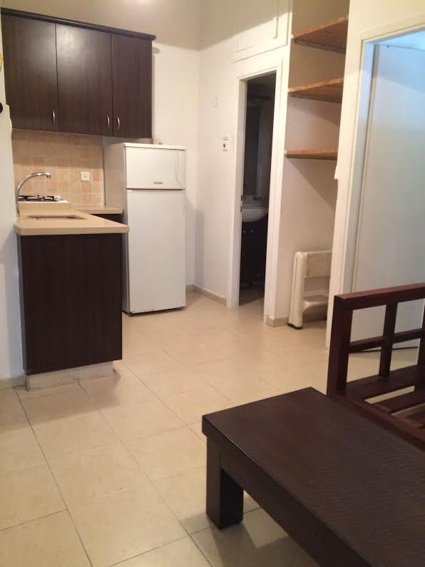 Fully Furnished Garden Apt on Dizengoff Street