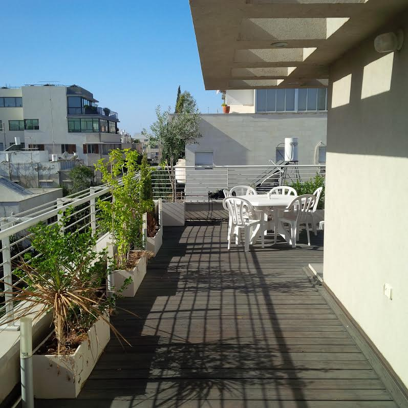 Stunning Duplex Apt With Rooftop Terrace