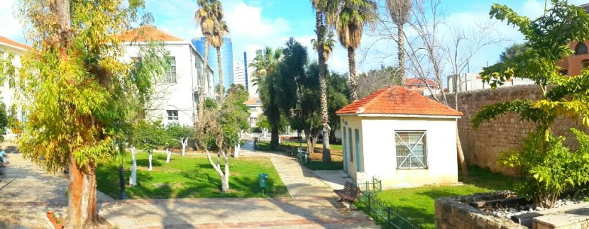 Tel Aviv's Neve Tzedek Neighborhood -- Every City Trotter's Dream