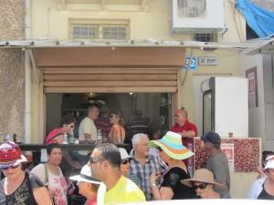 Cafe Cohen on Yishkon 32.