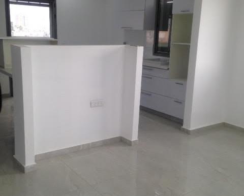 Erlich Kitchen and Living Room