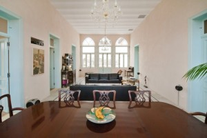 Nikanor St Living Room and Dining Area