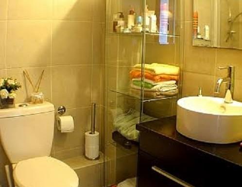 AMG bathroom