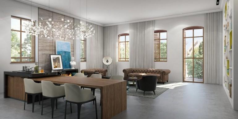 Yehuda ha-Levi- Living Room2