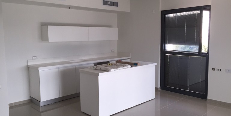 Besser Towers kitchen