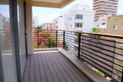 Habima area: Brand new 3 bedroom apartment