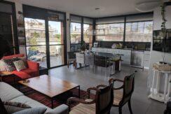 Mini Penthouse 2 bedroom in old Jaffa