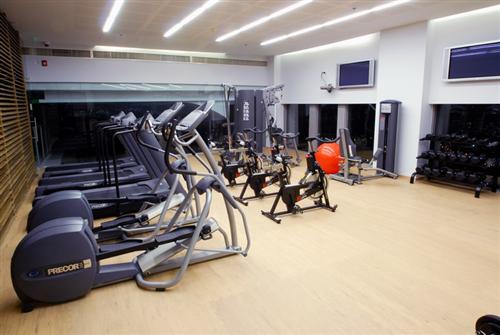 24 - Gym
