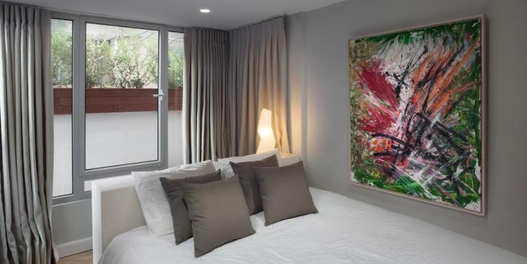 Hovevey Tzion Bedroom-min