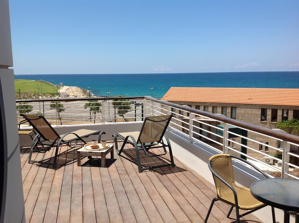 Stunning Penthouse Apartment With Amazing Sea View in Old Yaffo