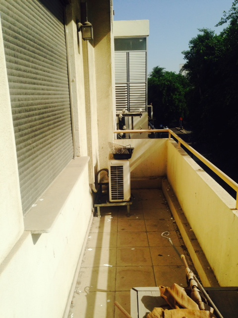 Partially Renovated Apt with Sun Balcony in Restored Building