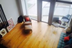 Fully Furnished Loft With Sea View in Neve Tsedek Tower