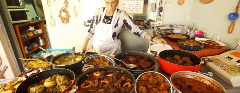 Top 3 Restaurants in Tel Aviv's Yemenite Quarter