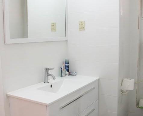 Dizengoff bathroom