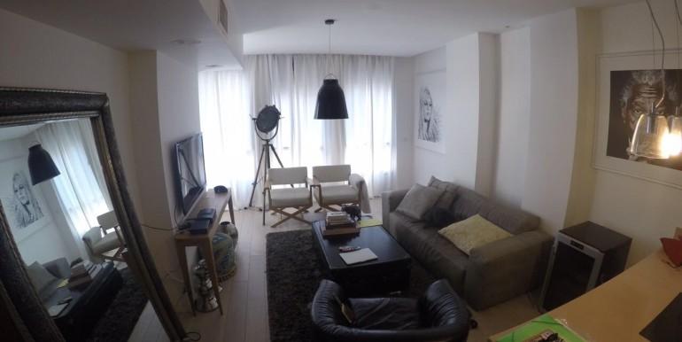 Ahad Ha'Am living room-min