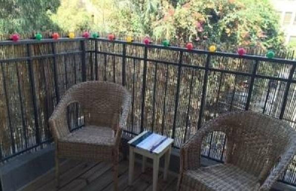 Balfour balcony