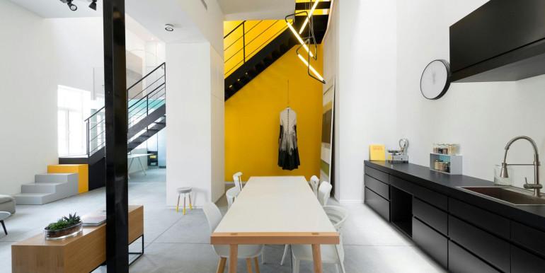 HaPninim dining room1
