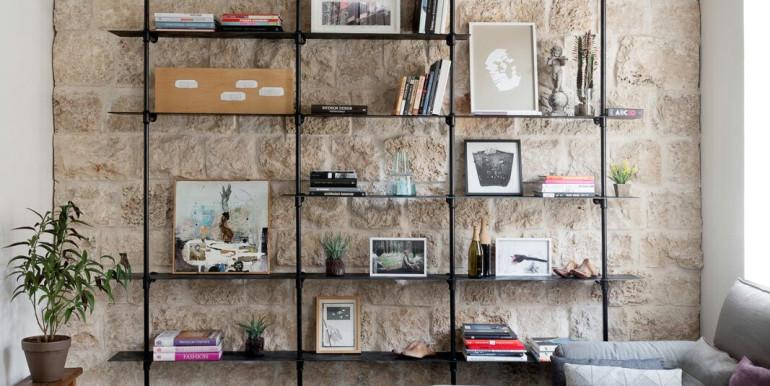 HaPninim living room