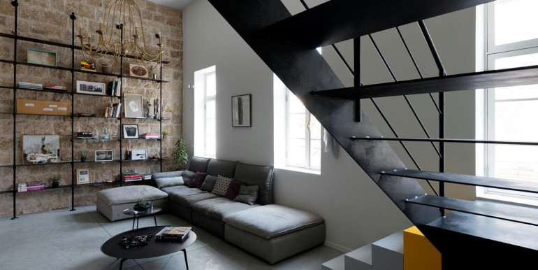 HaPninim living room1