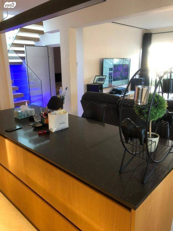 HIGH STANDARD 2 BR ROOFTOP DUPLEX ON A SMALL ST BY DIZENGOFF SQUARE
