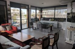 Mini Penthouse 2 bedroom in old Jaffa
