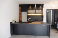 AMAZING AND BEAUTIFUL 3 ROOMS APT WITH BALCONY IN A NEW ECLECTIC BUILDING IN THE HEART OF THE CITY