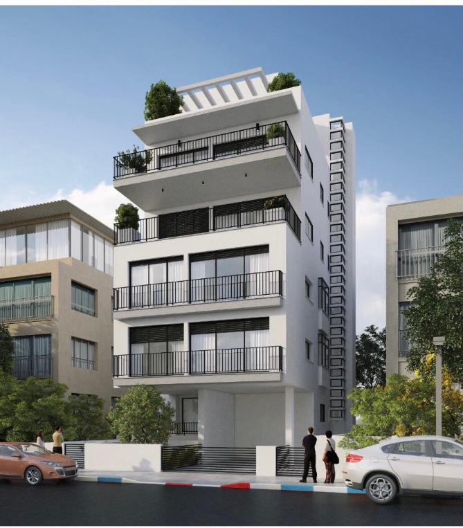 Stunning high standard 4 air directions unique & brand new penthouse in a small quiet st.