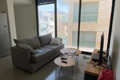 One of a Kind Apartment with Balcony Near the Beach, Bograshov and Hayarkon