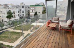 Beautiful 2 Bedroom Apartment near the beach Arlozorov 17