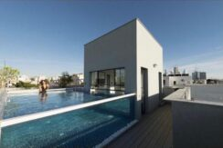 Stunning Huge Penthouse with Private Rooftop Swimming Pool in Prime Location!