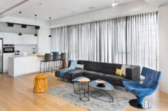 Luxury Apartment in City Center Mayer Tower- Rothschild Blvd 36