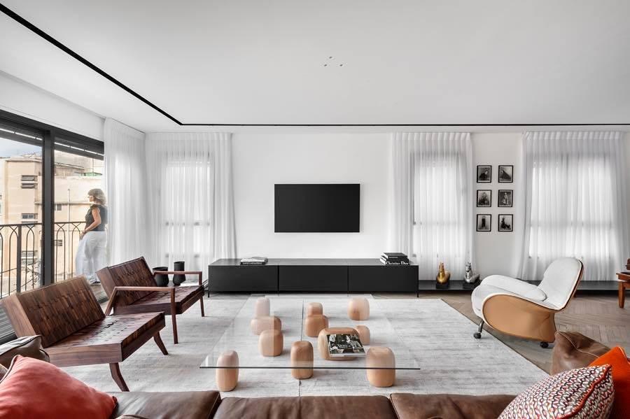Modern Luxury Apartment- Merkaz Ba'alei Melaha Tel Aviv-Yafo