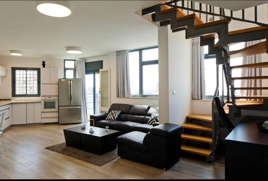 Modern Apartment Heart of Tel Aviv- Brenner 1