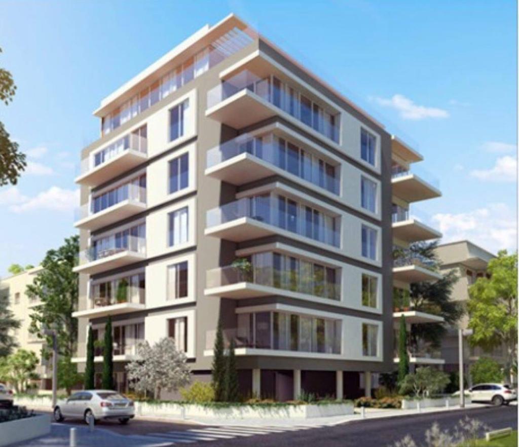 Beautiful New Development near Dizengoff