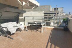 Beautiful Penthouse on Geula Street Near the Beach