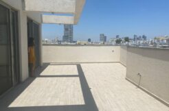 Beautiful Duplex Penthouse in Tel Aviv City Center